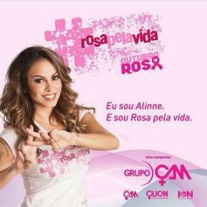 Grupo CAM promove ações do Outubro Rosa em shoppings deSalvador