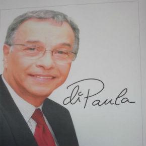Estilista Di Paula, que morreu em fevereiro desse ano, foi o homenageado do Bahia Moda Design2014