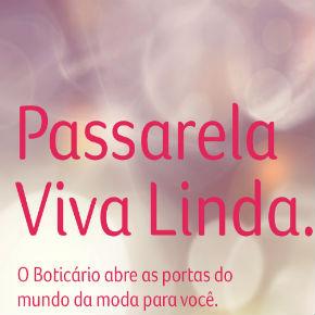 Final do Concurso Passarela Viva Linda acontece no dia 18 de outubro, na Itaipava Arena FonteNova