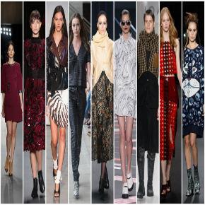 Resumo dos desfiles e tendências inverno 2015 do São Paulo Fashion Week (parte4)