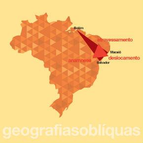 Circuito das Artes Triangulações chega a Salvador no dia 6 denovembro