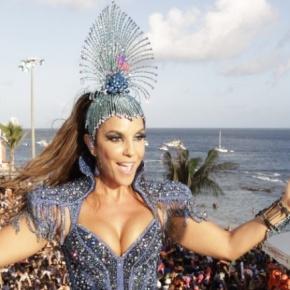 Looks luxuosos e inusitados dos artistas marcam carnaval deSalvador