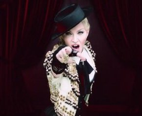 B. Akerlund assina figurino de Madonna em seu novoclipe