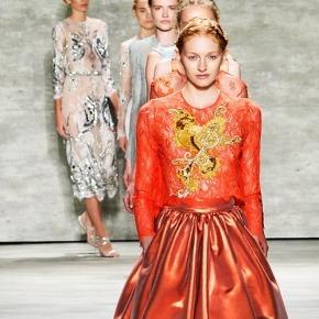 Semana de moda de Nova York estreia comnovidades