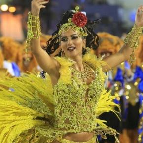 União da Ilha critica padrões de beleza em seu desfile decarnaval
