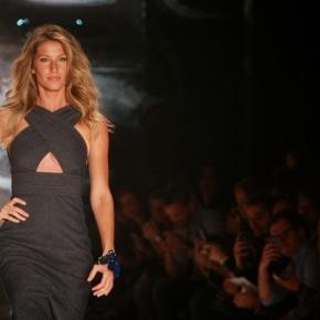 Desfile de verão 2016 da Colcci, no São Paulo Fashion Week, será o último de GiseleBündchen