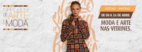 Segunda edição do Circuito de Arte e Moda do Salvador Shopping tem início nestaquarta-feira