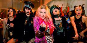 Madonna convida um time de astros e estrelas da música pop para festejar em 'Bitch, I'mMadonna'
