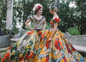 O desfile secreto da Dolce &Gabbana