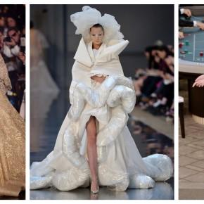 As noivas da alta-costura outono/inverno2016
