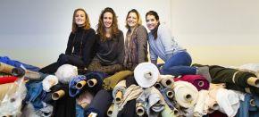Empresa italiana promove inovação social na moda através da reciclagem detecidos