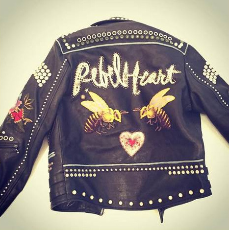 Rebel Heart Tour figurino (1)