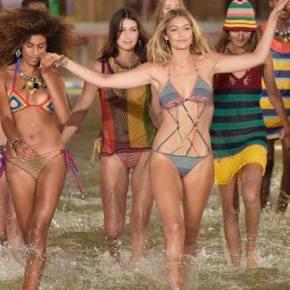 O verão 2016 da Semana de Moda de Nova York (parte1)