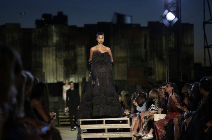 Givenchy - Semana de Moda de NY - verão 2016