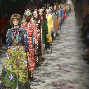 A Semana de Moda de Milão e o verão2016