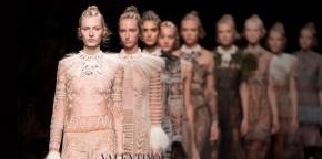 A primavera-verão da Semana de Moda de Paris (parte2)