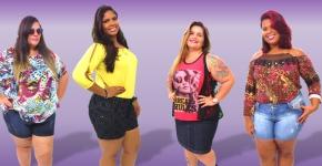 Loja de moda plus size faz campanha com as próprias clientes comomodelos