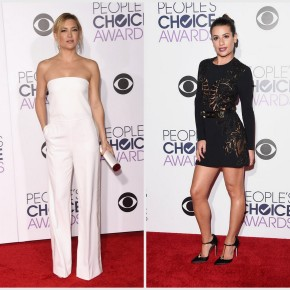 Os looks do People's Choice Awards 2016