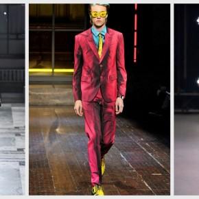 O inverno 2016/2017 da Semana de Moda Masculina deLondres