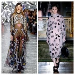 As tendências da Semana de Moda deLondres