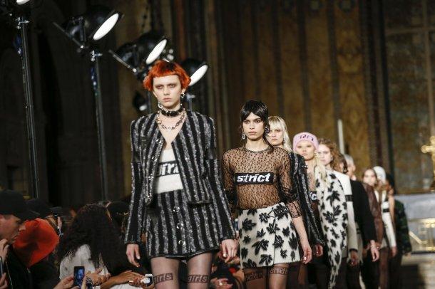 semana de moda de nova york