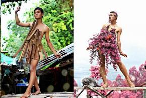 A moda inusitada de ApichetAtilattana