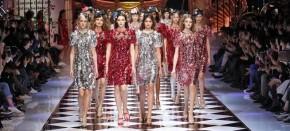 Os desfiles da Semana de Moda de Milão (parte1)