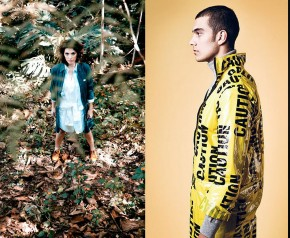 Marcas de moda criam coleções com materiaisreaproveitados