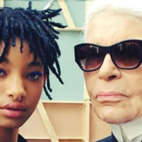 Willow Smith é nomeada nova embaixadora da Chanel