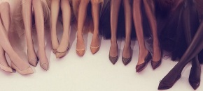 Os sete tons de nude de ChristianLouboutin